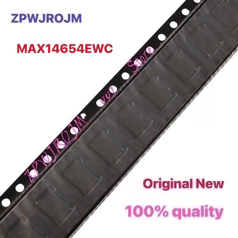 5 unids/lote MAX14654EWC MAX14654EWC-T MAX14654 Ley cargador ic para samsung S4/I9500