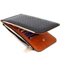 pu leather women wallets women purses fashion long zipper womens wallet money coin holder female long purse female purse zipper