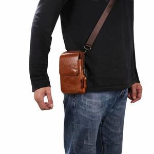 7.2'' Genuine Leather Wallet Bag Belt Clip Holster Blackview BV9100 BV6100 BV9800Pro BV5500 BV5900 BV9500 Plus BV9600 Soft Cover