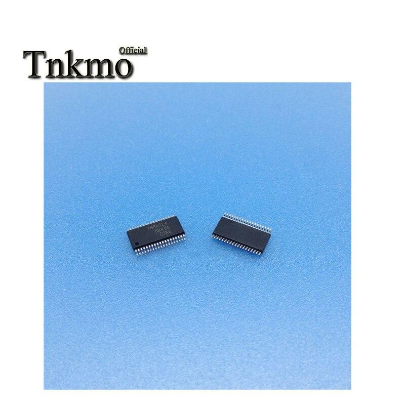 10PCS THS4524IDBTR TSSOP-38 THS4524IDBT TSSOP38 THS4524I THS4524 Amplificador Operacional Novo e original
