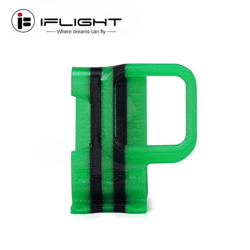 IFlight avispón verde/BumbleBee 3D impreso TPU GoPro Hero5/6/7/8 montaje de cámara/titular/Protector de-10 °/15 ° para FPV Drone RC Drone