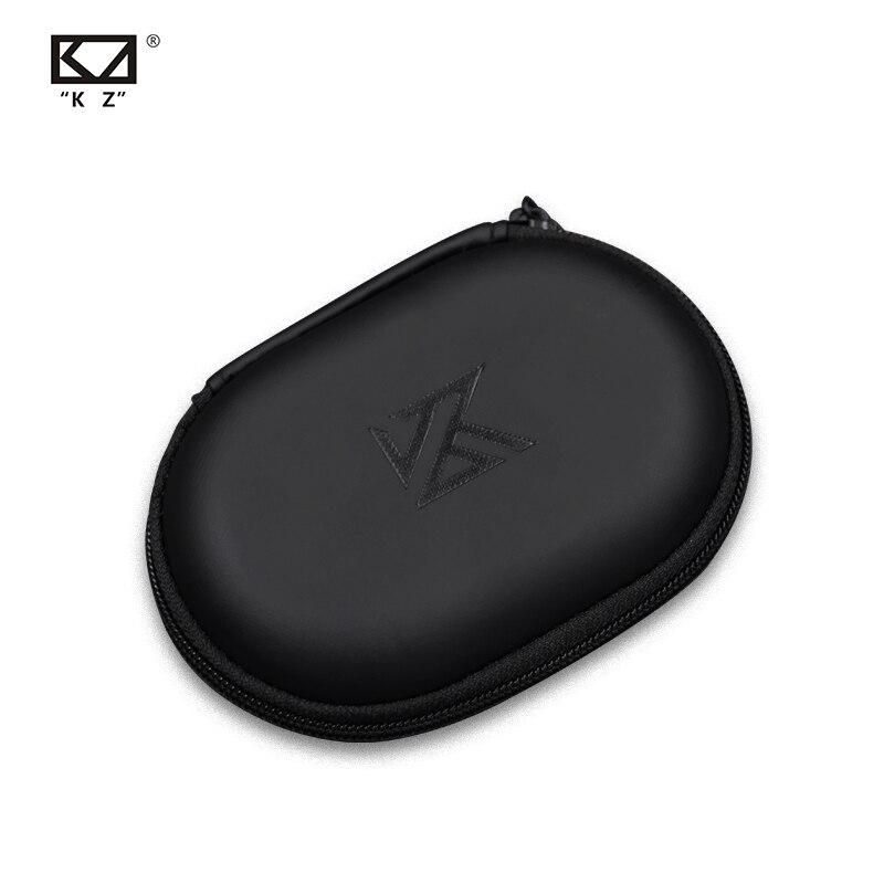 New KZ KZ Earphone Accessories Earphone Hard Case Bag Portable Storage Case Bag Box Earphone Accessories
