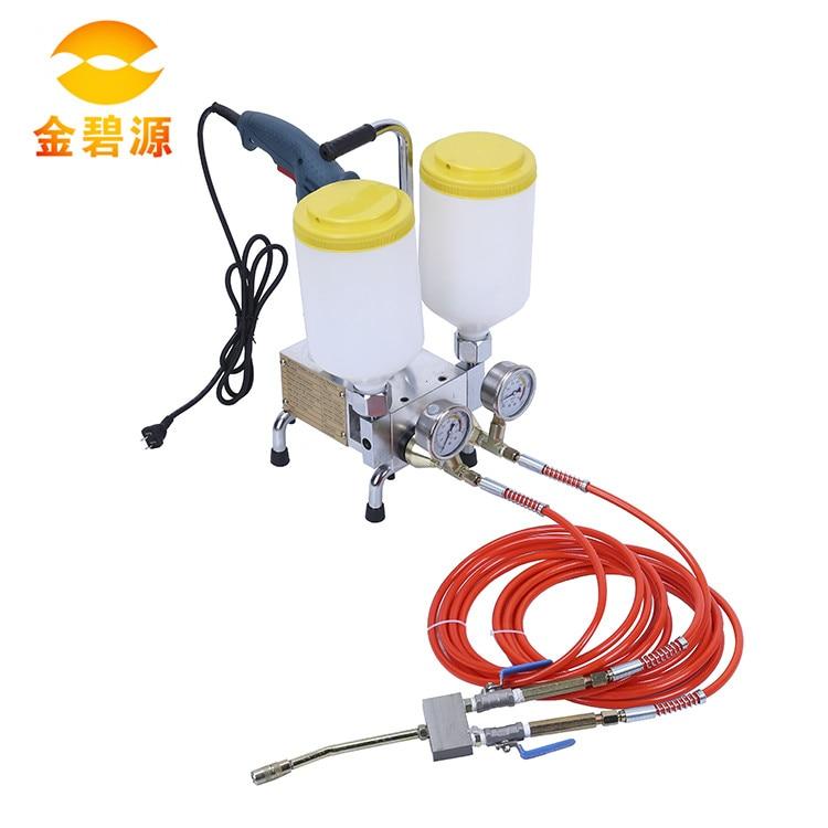 ماكينة رش رغوة البولي يوريثان السائلة, لإصلاح الكراك بيع بالجملة في الصين