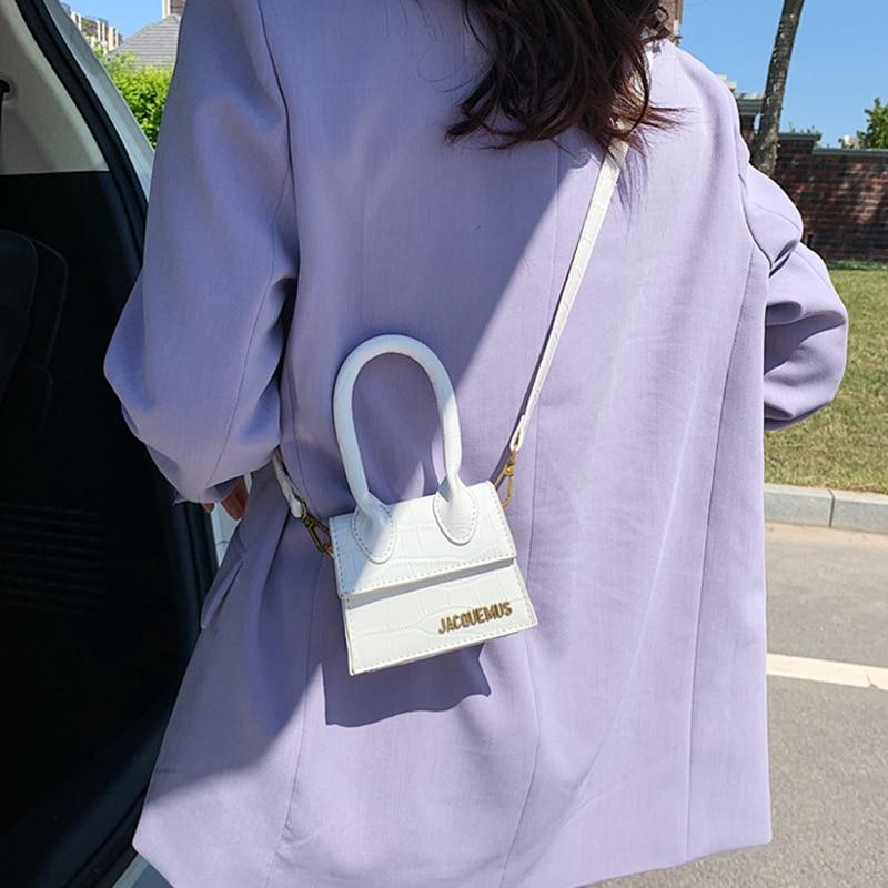 Bolsas e Bolsas para as Mulheres Bolsas de Mão Mini Bolsa Crossbody Famosa Marca Totes Luxo Designer Crocodilo Padrão Sac um Principal 2021