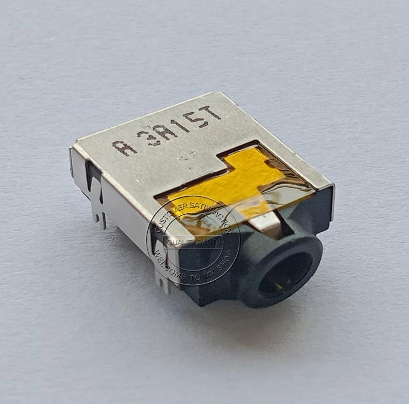 5pcs LOT Laptop Audio Power Jack Socket Connector for HP TPN-Q113 TPN-Q114 TPN-Q115 tpn футболка
