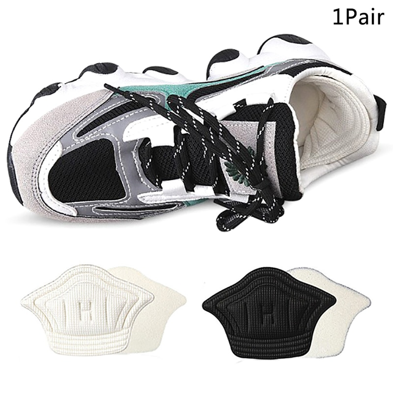 2PCS Crash Insole Patch Shoes Back Sticker Anti-dropping Sport Sneaker Heel Anti Blister Friction An
