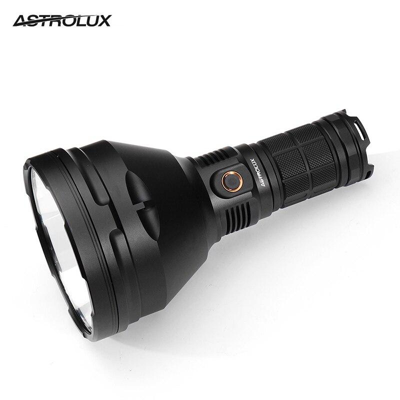 Astrolux MF04 XHP35-HI CW 2700LM 7 режимов затемнения высокий яркий длинный звонок Поиск СВЕТОДИОДНЫЙ Фонарик
