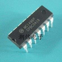 Modem équilibré 10cps MC1496P DIP-14