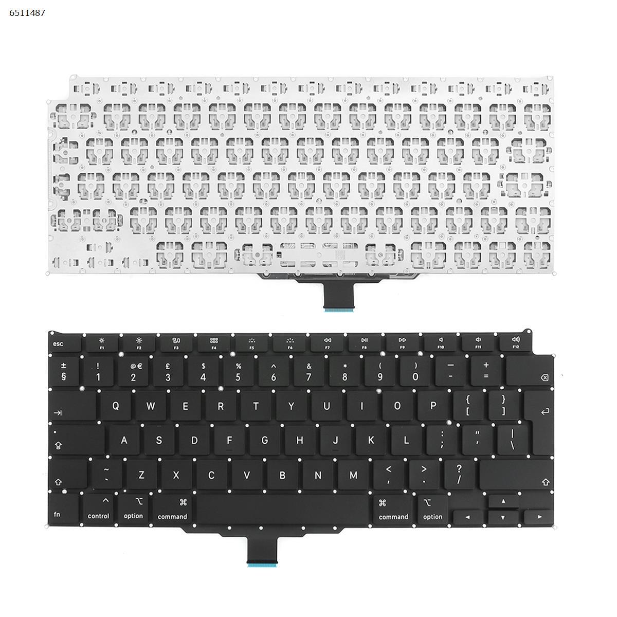 لوحة مفاتيح بديلة لجهاز Apple Macbook Pro A2179 13