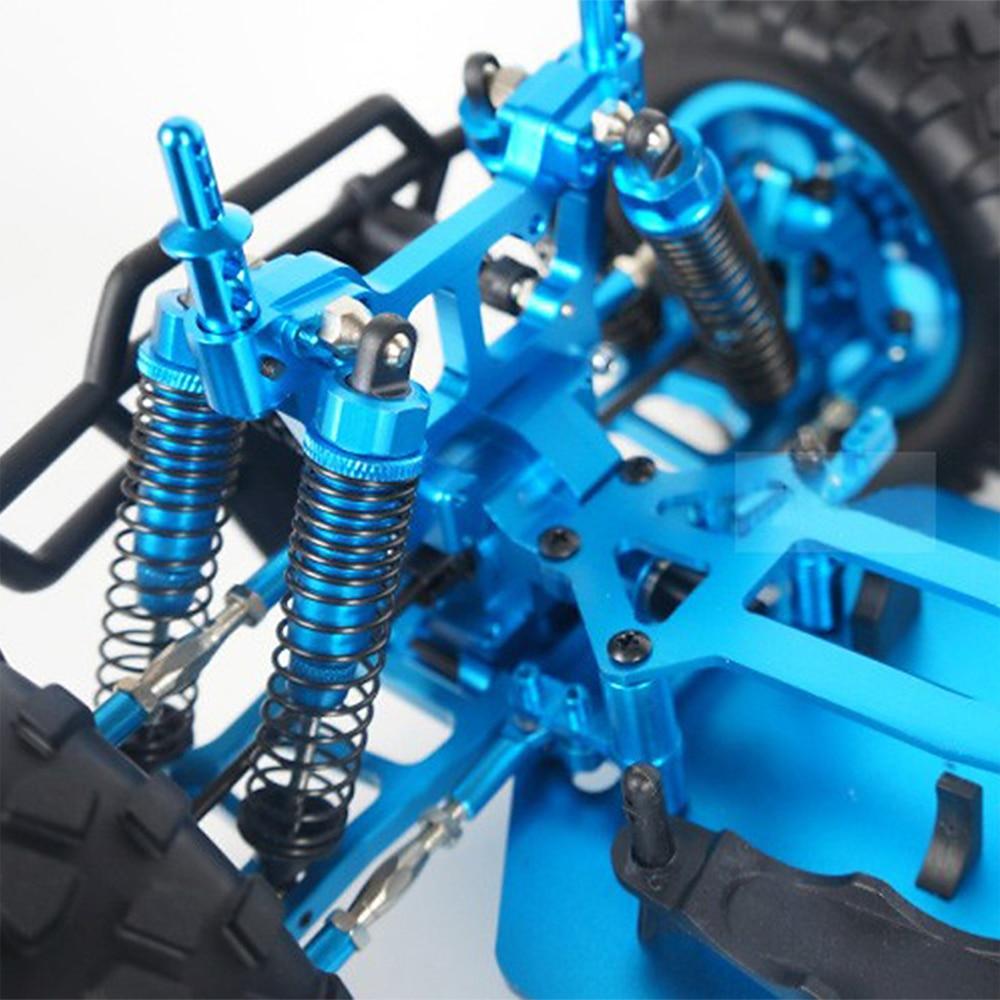HSP Full Set Upgrade Parts For HSP RC 1:10 94111 94108 94110 Crawler Car Monster enlarge
