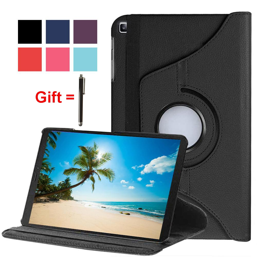 For Samsung Galaxy Tab A7 2020 T500 Case,360 Degree Rotating Stand Tablet Cover for Samsung Galaxy T