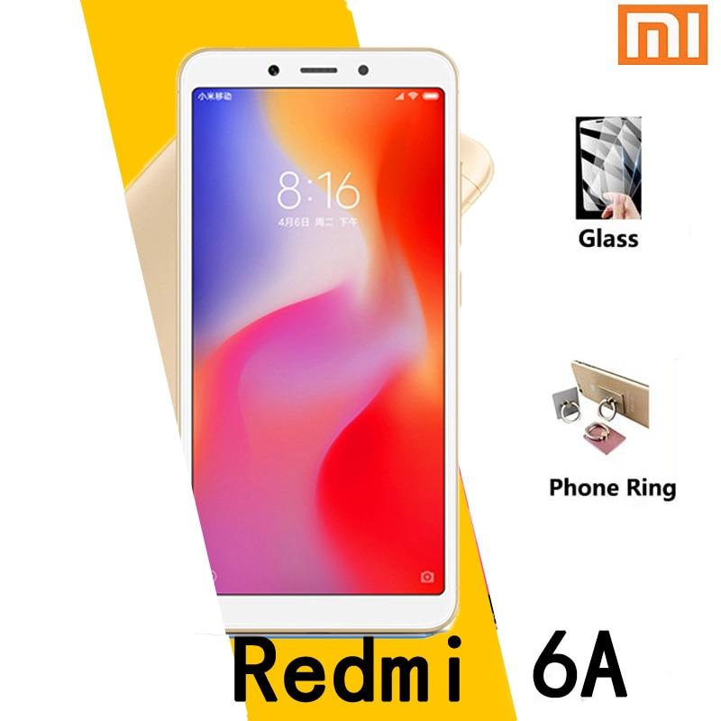 Xiaomi Redmi 6A Smartphone 3GB 32GB google play cellphone Helio A22 Processor face unlock instock