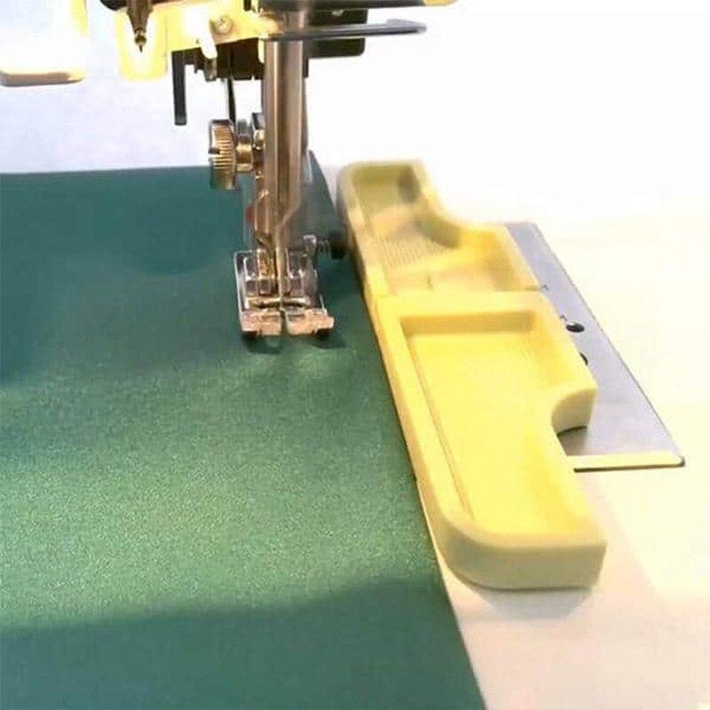 Suministros De Costura, Accesorios De Costura, guía De Costura, placa De posicionamiento, telas De fijación, herramienta De Costura multifunción hecha a mano