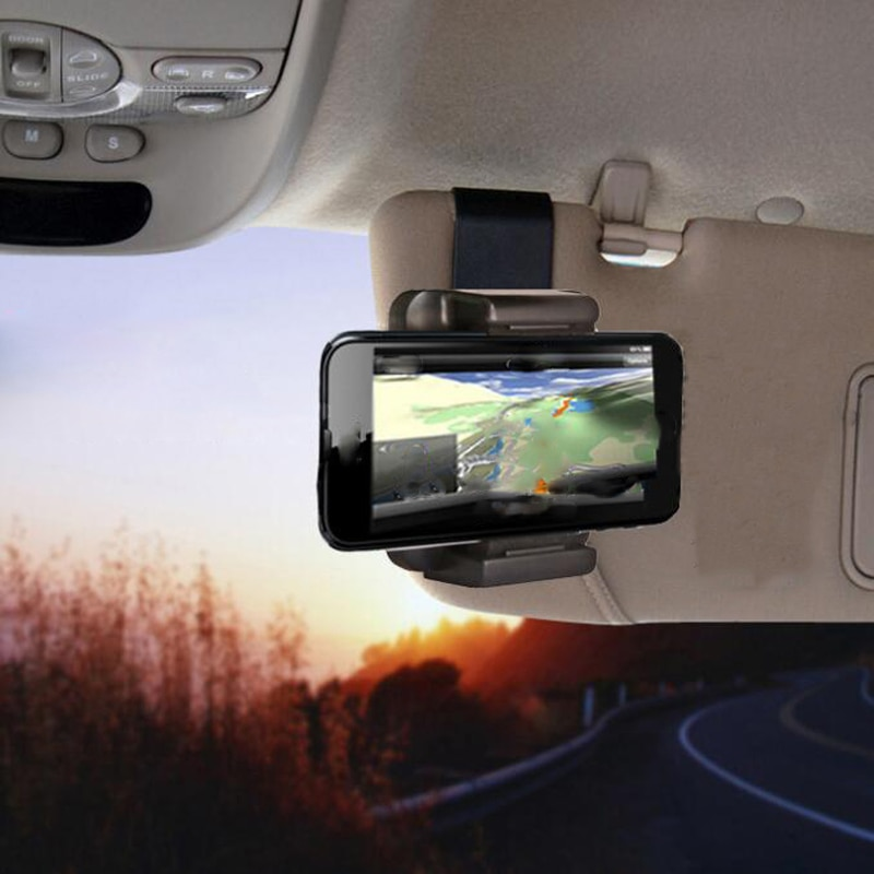 Sucker Car Phone Holder 360 Mount In Car Stand No Magnetic Support Mobile Cell Cellphone Smartphone For iPhone Holder