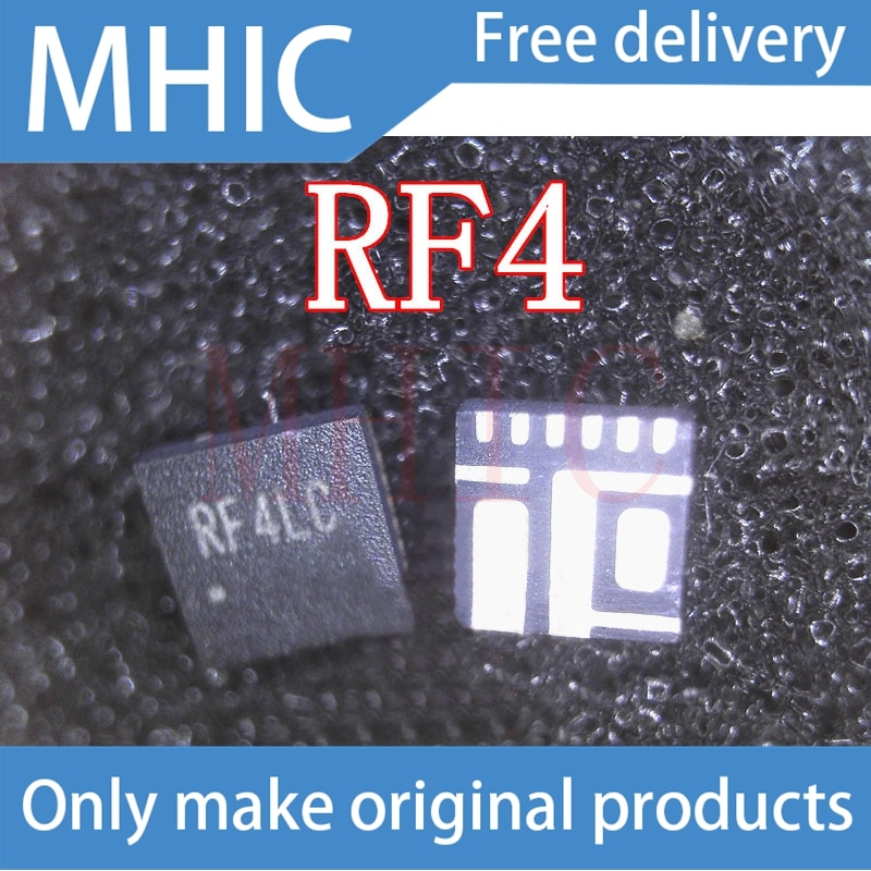 5 pçs/lote frete grátis RF4 RF5 SYX198BQNC RF4AA RF4AJ RF4BL RF4BG RF4BI RF4EG RF4L 100% brand new original