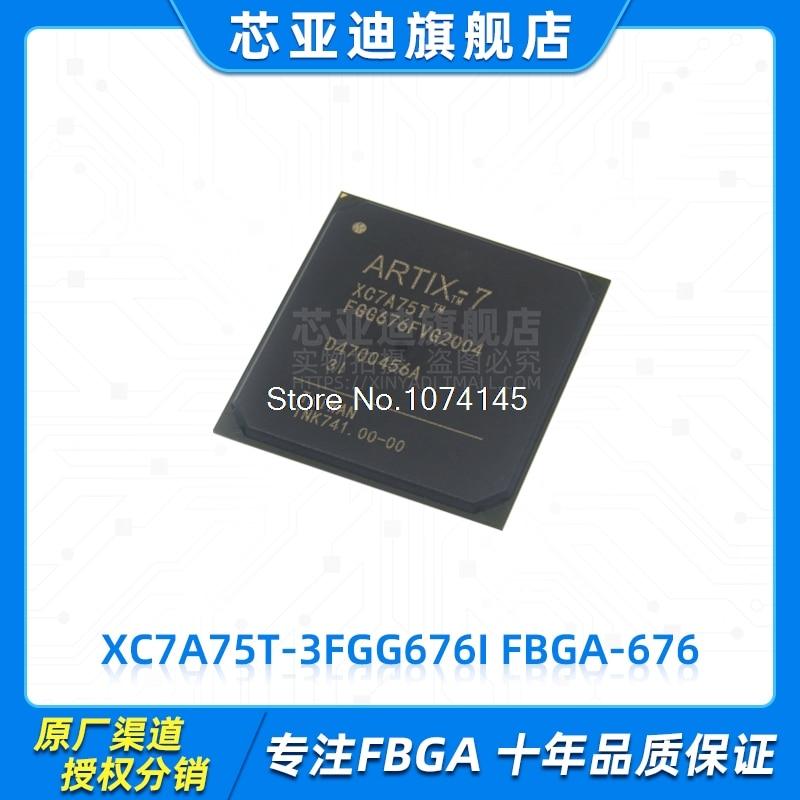 XC7A75T-3FGG676I FBGA-676 FPGA