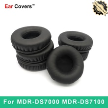 Ear Pads For Sony MDR-DS7000 MDR-DS7100 MDR DS7000 DS7100 Headphone Earpads Replacement Headset Ear