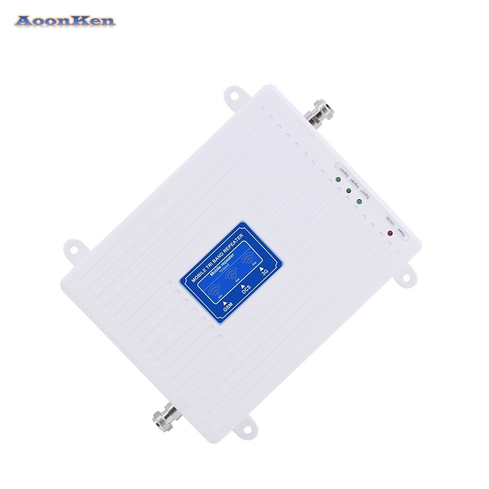christophe chevallier wcdma umts deployment handbook 2g 3g 4g LTE Amplifier Band1/7/8 Booster GSM WCDMA UMTS LTE Cellular Repeater 900/2100/2600mhz Amplifier