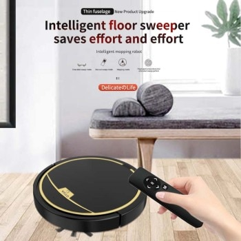 Robot Vacuum Cleaner NEATSVOR X600 Pro Laser Navigation 2800PA Strong Suction Map Management Sweep Floor and Wipe Floor in One