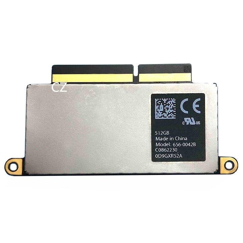 A1708 128GB 256GB 512GB SSD de 1TB para Macbook Pro, Retina de 13,3 pulgadas, A1708 Unidad de estado sólido PCI-E EMC 3164 EMC 2978 2016 2017