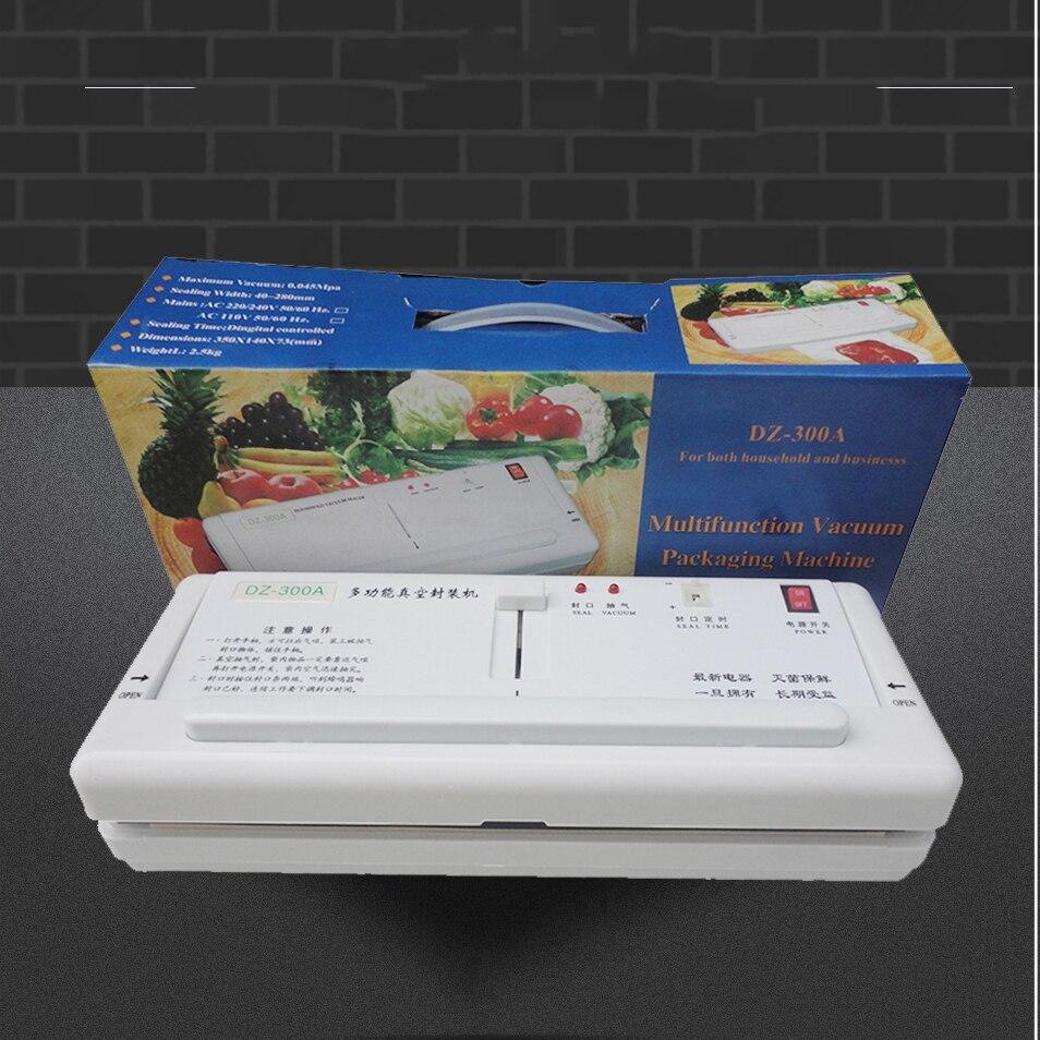 DZ300A فراغ السدادة الغذاء حقيبة التخزين فراغ آلة الختم كيس بلاستيك السدادة حزمة التعبئة السدادة SHENLIN التعبئة والتغليف تجهيز