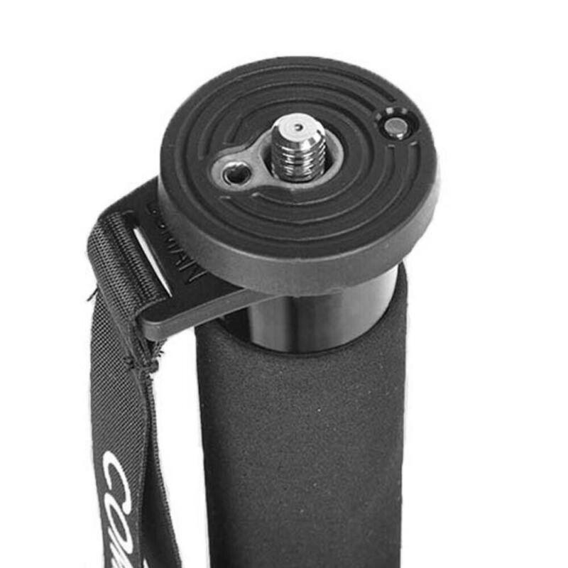COMAN Camera Tripods for DSLR Aluminum Travel Vlog Tripod Monopod Portable Tripod Monopod Extension Monopod for DSLR Cameras enlarge