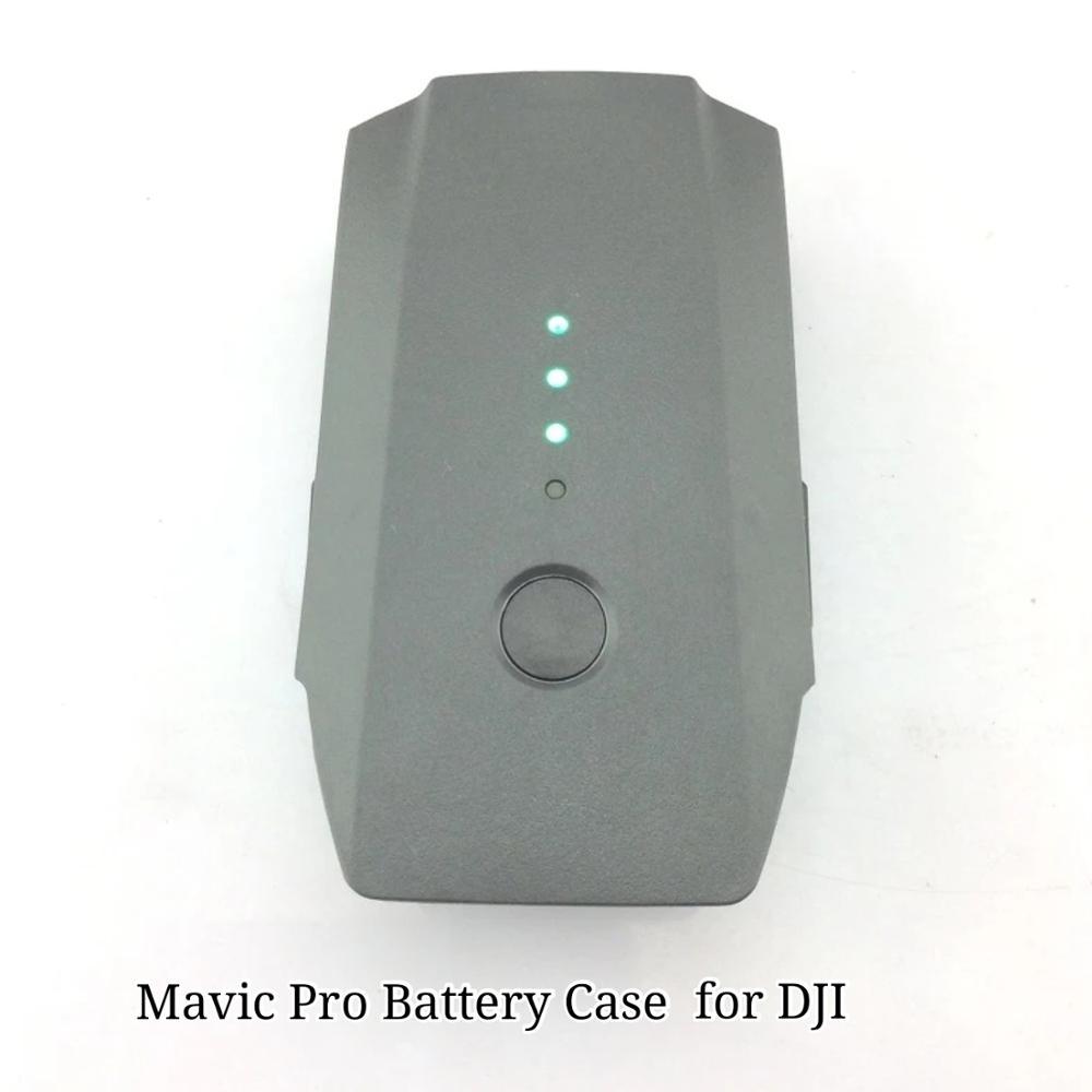 Copied Mavic Pro Battery Replacement Case Set Battery Shell for DJI Mavic Pro Drone  Accessories Set Black