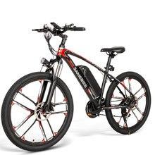 Samebike 48V350W ebike rueda 26 pulgadas MTB bicicleta de montaña eléctrica
