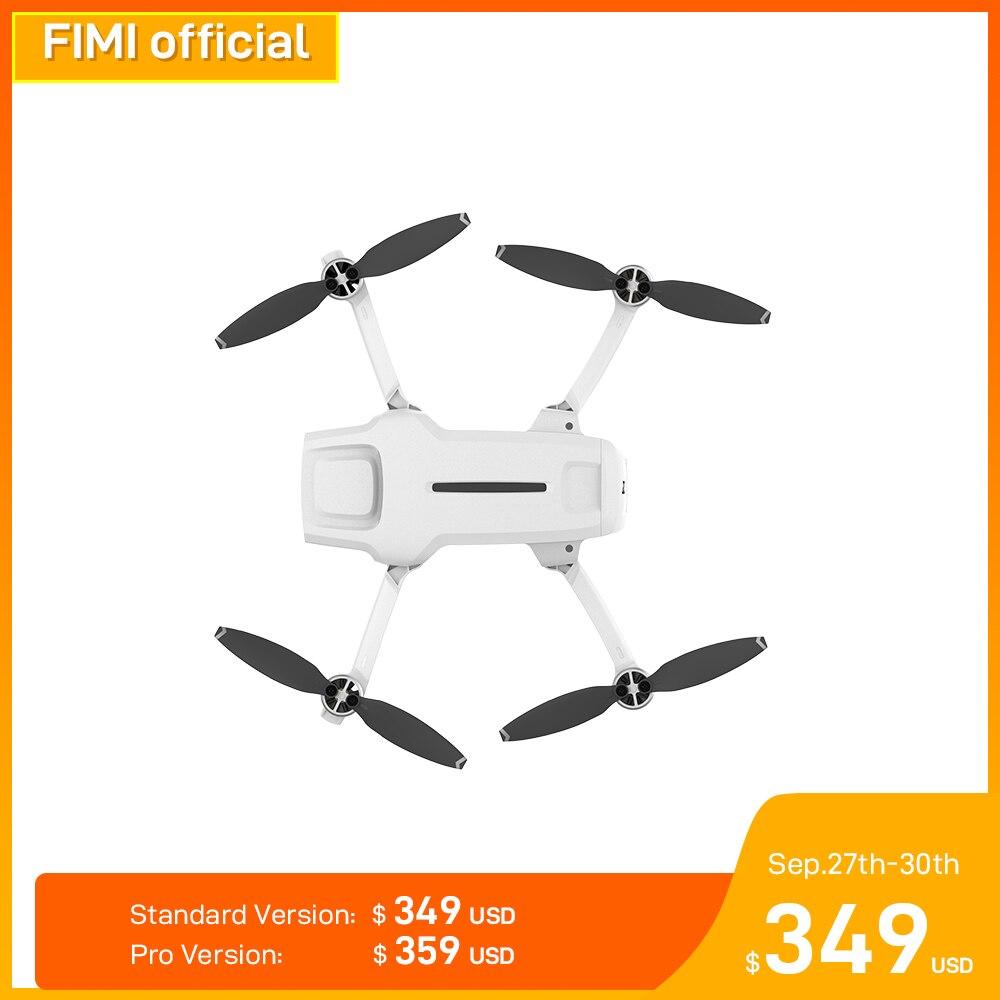 طائرة هليكوبتر صغيرة FIMI X8 مزودة بكاميرا hd 4k بجهاز تحكم عن بعد طائرة بدون طيار ذات 3 محاور بنظام Gimbal مزودة بنظام تحديد المواقع طائرة بدون طيار ت...