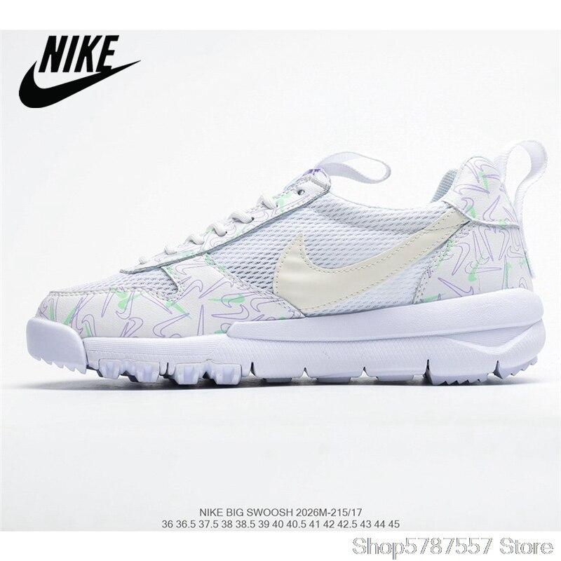 Original Nike Tom Sachs x NikeCraft Mars Yar Astronaut Shen Yu raum 2,0 Frauen laufschuhe AA2261-100