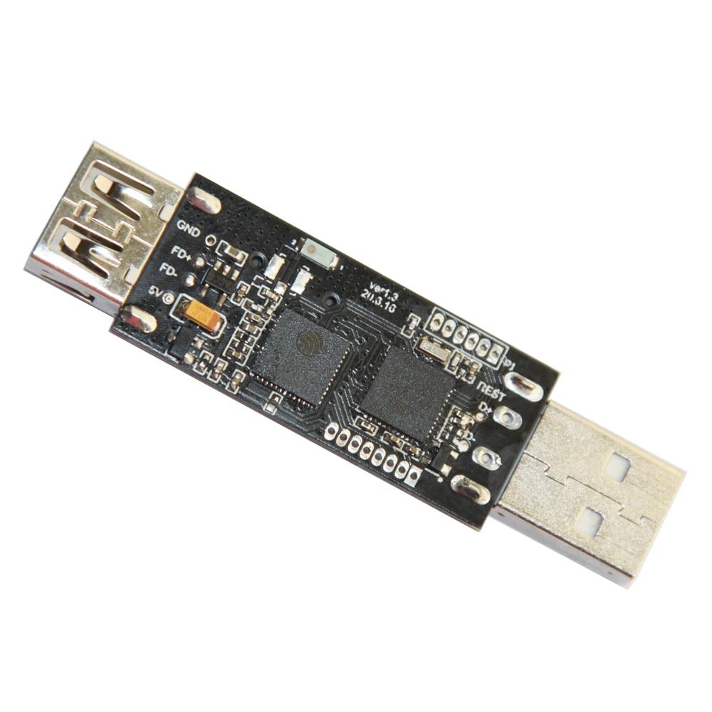 EvilCrow Keylogger: WiFi keylogger with Micro SD slot