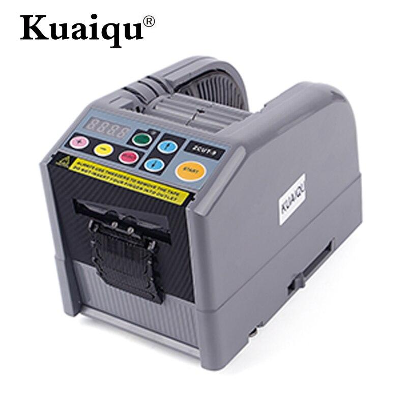 Kuaiqu ZCUT-9 máquina de corte de fita automática cortador de papel máquina de corte de fita máquina de embalagem máquina de corte de fita