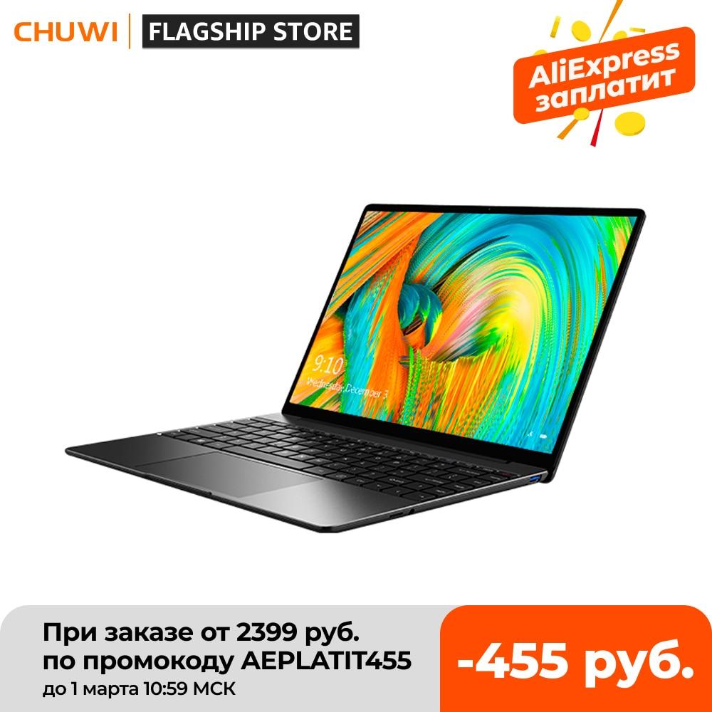 CHUWI GemiBook Pro 14inch windows 10 Laptop Intel Gemini lake J4125 Quad Core 12GB RAM 256GB SSD Wit