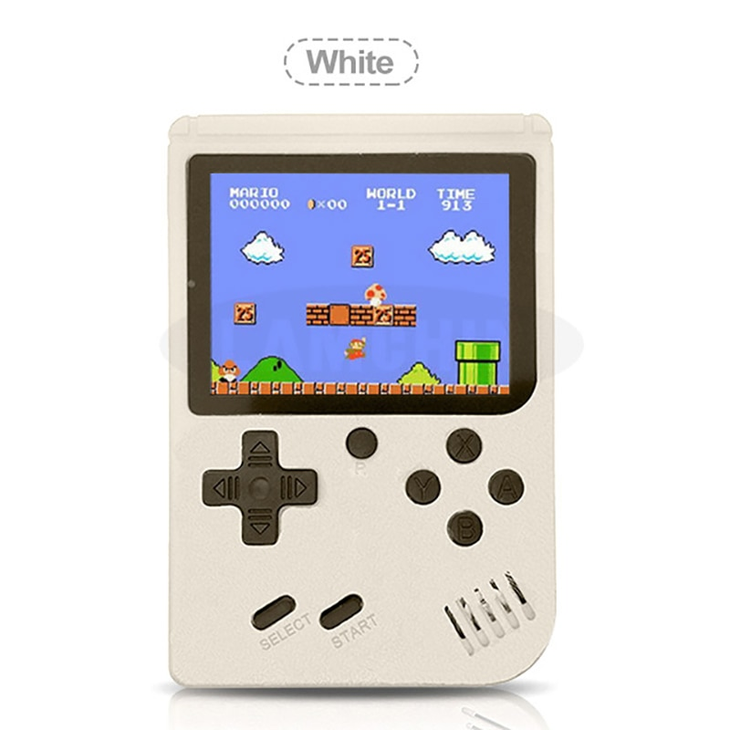 Electronic Games Toys Game Player Game Console Riddle Educational Toys For Retro Classic Childhood Tetris Handheld Game Players