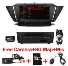 "9 ""Android 9.0 Auto Gps Navigatie Voor Bmw X1 E84 2009-2015 1080P Usb Sd Radio 1080P Stereo Bt Gps Auto Media Systeem Gratis Gps Kaart"