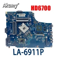 akemy p7ye0 la 6911p for acer 7750 7750g mbrb102002 mb rb102 002 laptop motherboard hd6700