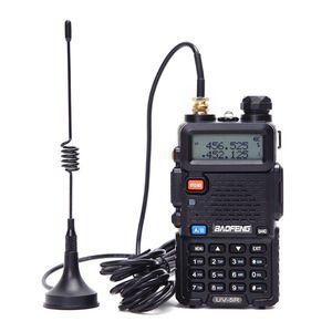 Baofeng Antenna for Portable Radio Mini Car VHF Antenna for Quansheng Baofeng 888S UV5R Walkie Talkie UHF Antenna LX9A