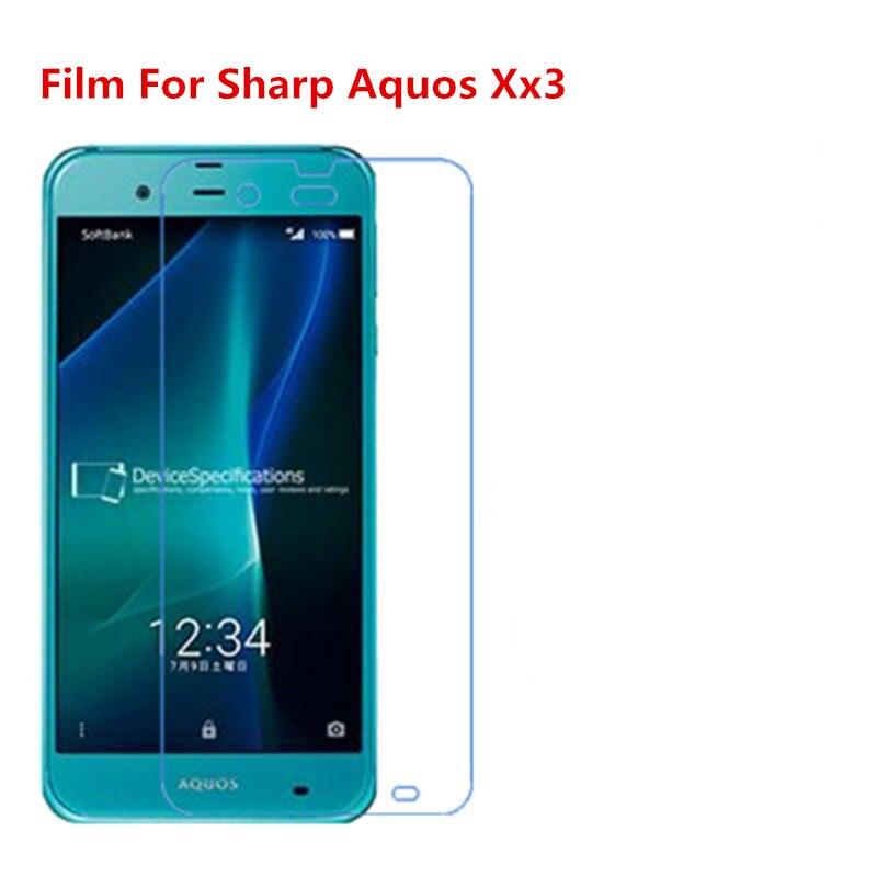 1/2/5/10 шт ультратонкая прозрачная HD защитная пленка для ЖК-экрана с салфеткой для очистки для Sharp Aquos Xx3/shv34/SH-04h/506SH.