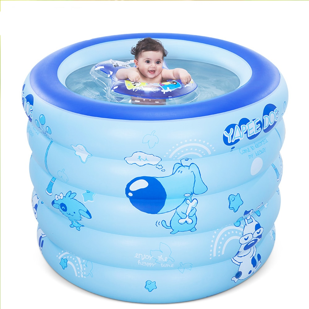 Inflatable Baby Swimming Pool Piscina Portable Outdoor Children Basin Bathtub kids pool baby swimming water Thermal