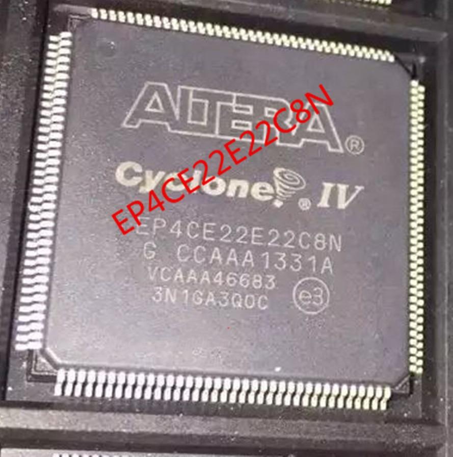 جديد الأصلي EP4CE22E22C8N 4CE22E22C8N TQFP144