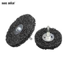 1 pièce perceuse antirouille disque peinture Peeling roue Abrasive