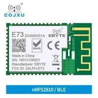 e73 2g4m04s1a bluetooth nrf52810 ebyte 2 4ghz 2 5mw ipex pcb antenna iot uhf wireless transceiver smd transmitter