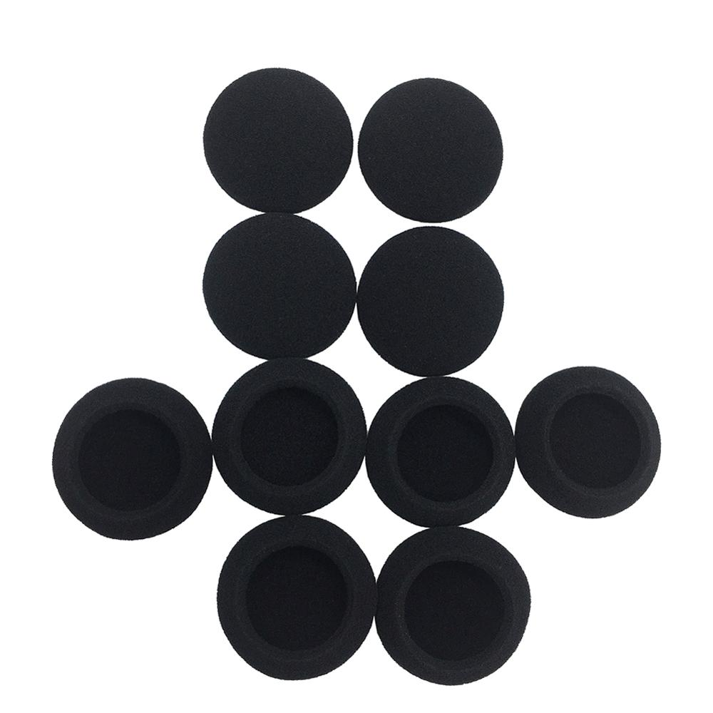 EarTlogis Sponge Replacement Ear Pads for Sony DRBT22G DRBT22 DR BT22G BT22 Headset Parts Foam Cover Earbud Tip Pillow enlarge