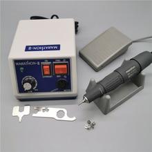35K nouveauté fort 210 MARATHON N3 H37L1 pièce à main 65W 35000 tr/min perceuses à ongles manucure Machine pédicure électrique fichier Bits Kit