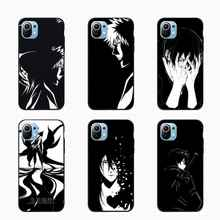 Anime Bleach Black and White Phone Phone Case For Xiaomi 9t pro A2 lite 10 MIX 2S 3 note10 pro nax fundas cover