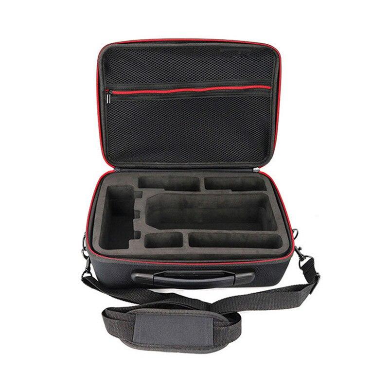 Anordsem Hardshell impermeable Drone bolsas de transporte caja de almacenamiento portátil carcasa con correa de hombro para DJI MAVIC PRO