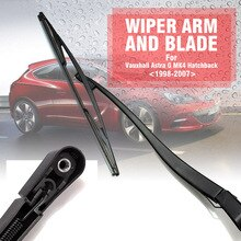 Auto Voorruit Ruitenwisser Arm + Blade Voor Vauxhall Astra-G MK4 1998-2007
