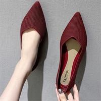 Spring Fashion Women Shoes Loafers Flats Shoe Women Casual Shoes Slip on Boat shoes Female Shoe Comfortable Ballet Flats