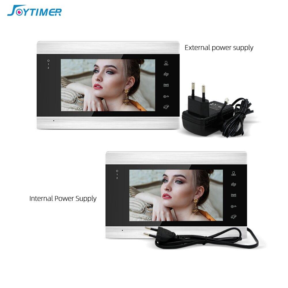 Joytimer video intercom for home 7