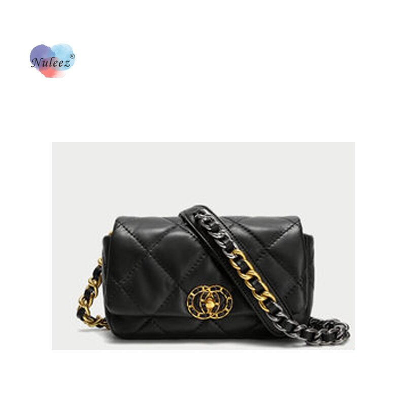 Женская сумка-кошелек из натуральной воловьей кожи
